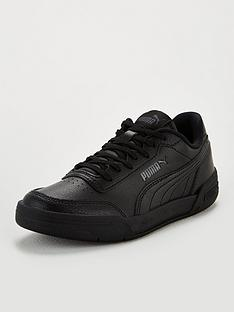 puma-caracal-junior-trainers-blackgrey