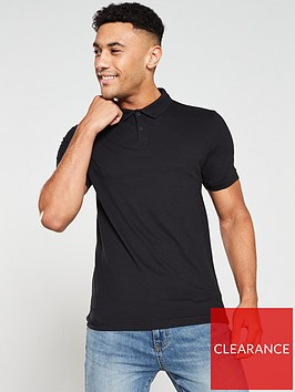 v-by-very-collar-detail-jersey-polo-shirt-black