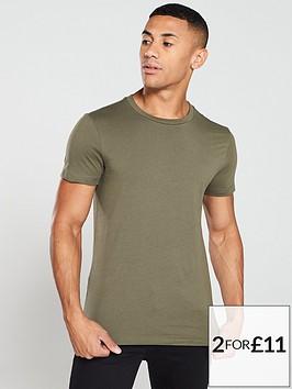 v-by-very-basic-crew-neck-t-shirt-khaki