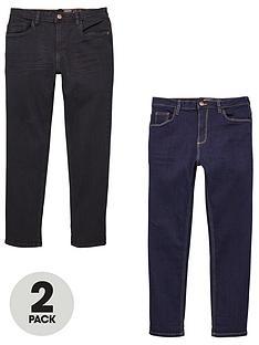 v-by-very-boys-2-pack-regular-jeans-blueblack