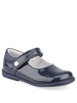 start-rite-girls-slide-mary-jane-shoes-navy