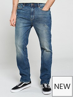 v-by-very-straight-fit-jeans-dark-wash