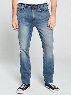 v-by-very-straight-fit-jeans-lightnbspvintage