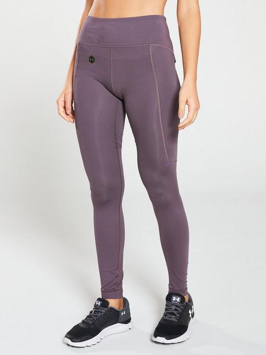 quality design 1cc49 03024 UNDER ARMOUR Rush Legging - Grey