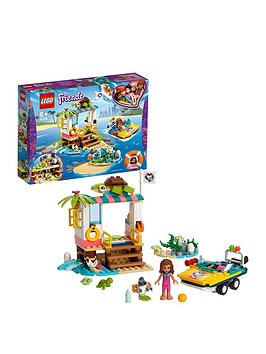 lego-friends-41376-turtles-rescue-mission-setnbsp