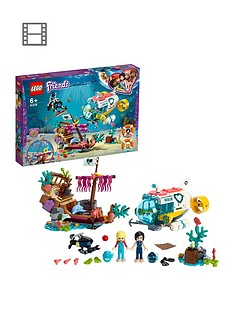 LEGO Friends 41378 Dolphins Rescue Mission Set