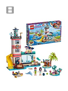 LEGO Friends 41380 Lighthouse Rescue Center Set