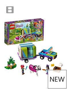 LEGO Friends 41371 Mia's Horse Trailer Stable Set