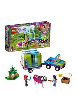 Lego Friends 41371 Mia&Rsquo;S Horse Trailer Stable Set Best Price, Cheapest Prices