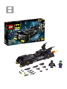 LEGO Super Heroes 76119 Batmobile: Pursuit of The Joker