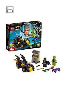 LEGO Super Heroes 76137 Batman vs. The Riddler Robbery Set