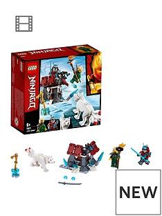 LEGO Ninjago 70671 Lloyd's Journey Ninja Toy