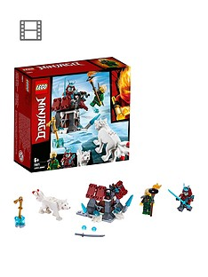 LEGO Ninjago 70671 Lloyd's Journey Ninja Toy