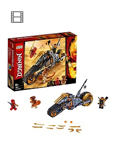 LEGO Ninjago 70672 Cole's Dirt Bike Toy