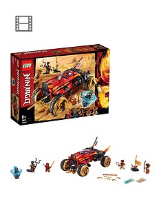 LEGO Ninjago 70675Katana 4x4 Vehicle Toy