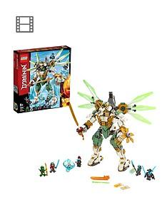 LEGO Ninjago 70676 Lloyd's Titan Mech Toy