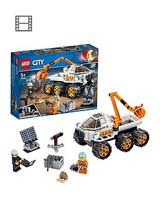 LEGO City 60225 Rover Testing Drive Space Port Vehicle Best Price, Cheapest Prices