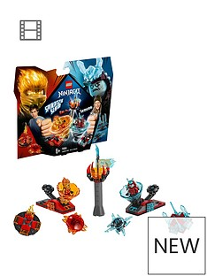 LEGO Ninjago 70684Spinjitzu Slam - Kai vs. Samurai