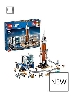 LEGO City 60228 Deep Space Rocket and Launch Control Space Port