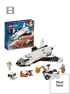 LEGO City 60226 Mars Research Shuttle, Space Port with Rover and Drone Best Price, Cheapest Prices