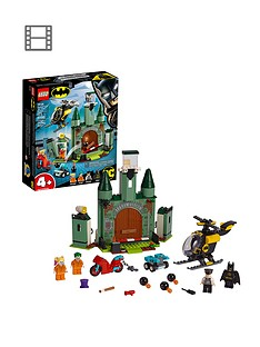 LEGO Super Heroes 76138 Batman and The Joker Escape Toys