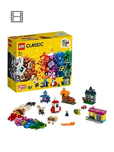LEGO Classic 11004 Windows of Creativity Brickset