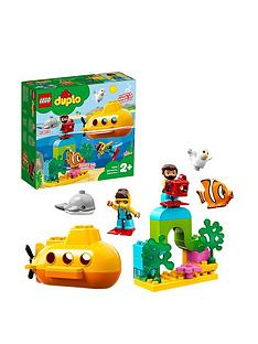 LEGO Duplo 10910 Submarine Adventure Bath Toy