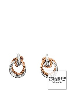 hot-diamonds-hot-diamonds-sterling-silver-and-rose-gold-unity-circle-stud-earrings