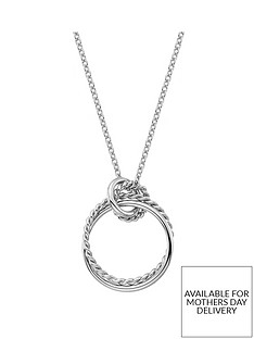hot-diamonds-hot-diamonds-sterling-silver-unity-circle-pendant