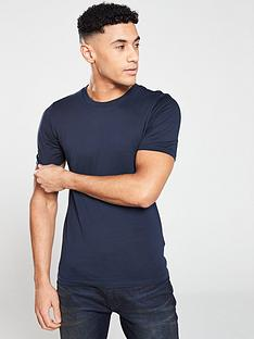 selected-homme-perfect-t-shirt-navy