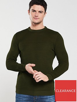 river-island-long-sleeve-poly-texture-crew