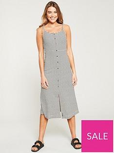 superdry-charlotte-button-down-midi-dress-monochrome-stripe