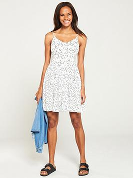 superdry-amelie-cami-dress-white-polka