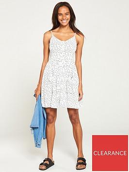 superdry-amelie-cami-dress-white-polka
