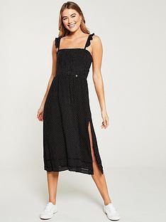 superdry-rae-midi-dress-black-dots