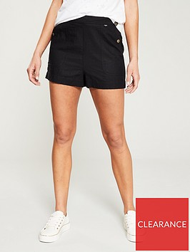superdry-mila-culotte-shorts-black