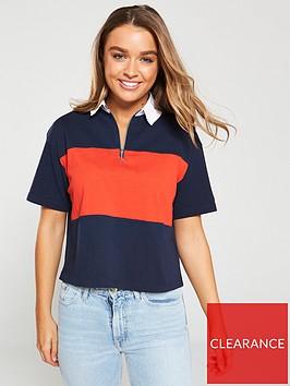 tommy-jeans-bold-stripe-polo-shirt-black-iris