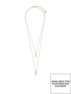 accessorize-swarovski-layered-bar-pendant-necklace