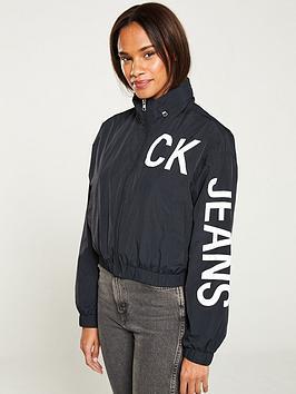 calvin-klein-jeans-cropped-windbreaker-jacket-black