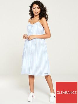 tommy-jeans-summer-stripe-strap-dress-blue-stripe