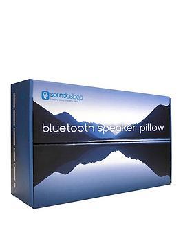 Soundasleep Bluetooth Speaker Pillow
