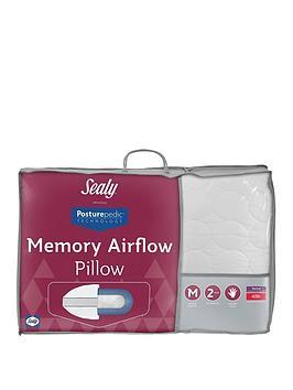sealy-posturepedic-memory-airflow-pillow