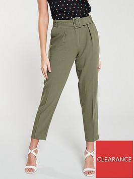 oasis-buckle-peg-trousers-khaki