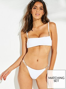 river-island-ribbed-bikini-brief-white
