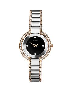 sekonda-seksy-black-crystal-set-and-rose-gold-detail-dial-two-tone-crystal-set-stainless-steel-bracelet-ladies-watch