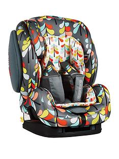 Cosatto Cosatto Hug Group 123 Isofix Car Seat - Nordik