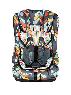 Cosatto Cosatto Hubbub Group 123 Isofix Car Seat - Nordik