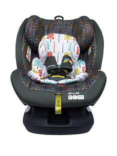 Cosatto Cosatto All in All Group 0+123 Isofix Car Seat - Nordik