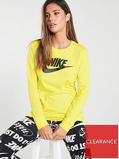 nike-sportswear-lsnbsp-icon-essnbsptee-yellownbsp