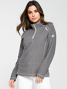 regatta-montes-14-zip-top-steelnbsp